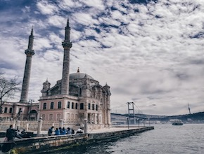 Стамбул  из Новосибирска