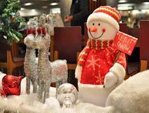 Рождество  из Новосибирска